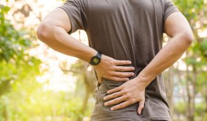 Back Pain in an Athlete- Henry Chiropractic Pensacola