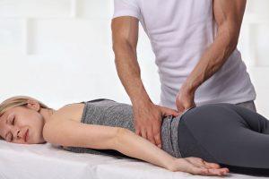 Spine adjustment - Chiropractor Pensacola