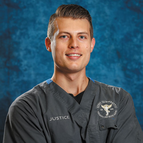 Justice Cox Massage Therapist Pensacola