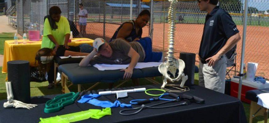Pensacola Chiropractor- Run Wild Event