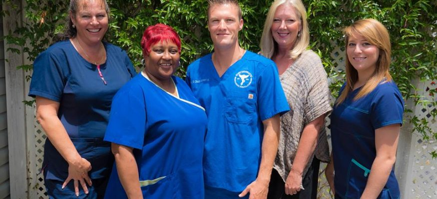 Staff at Henry Chiropractic Pensacola